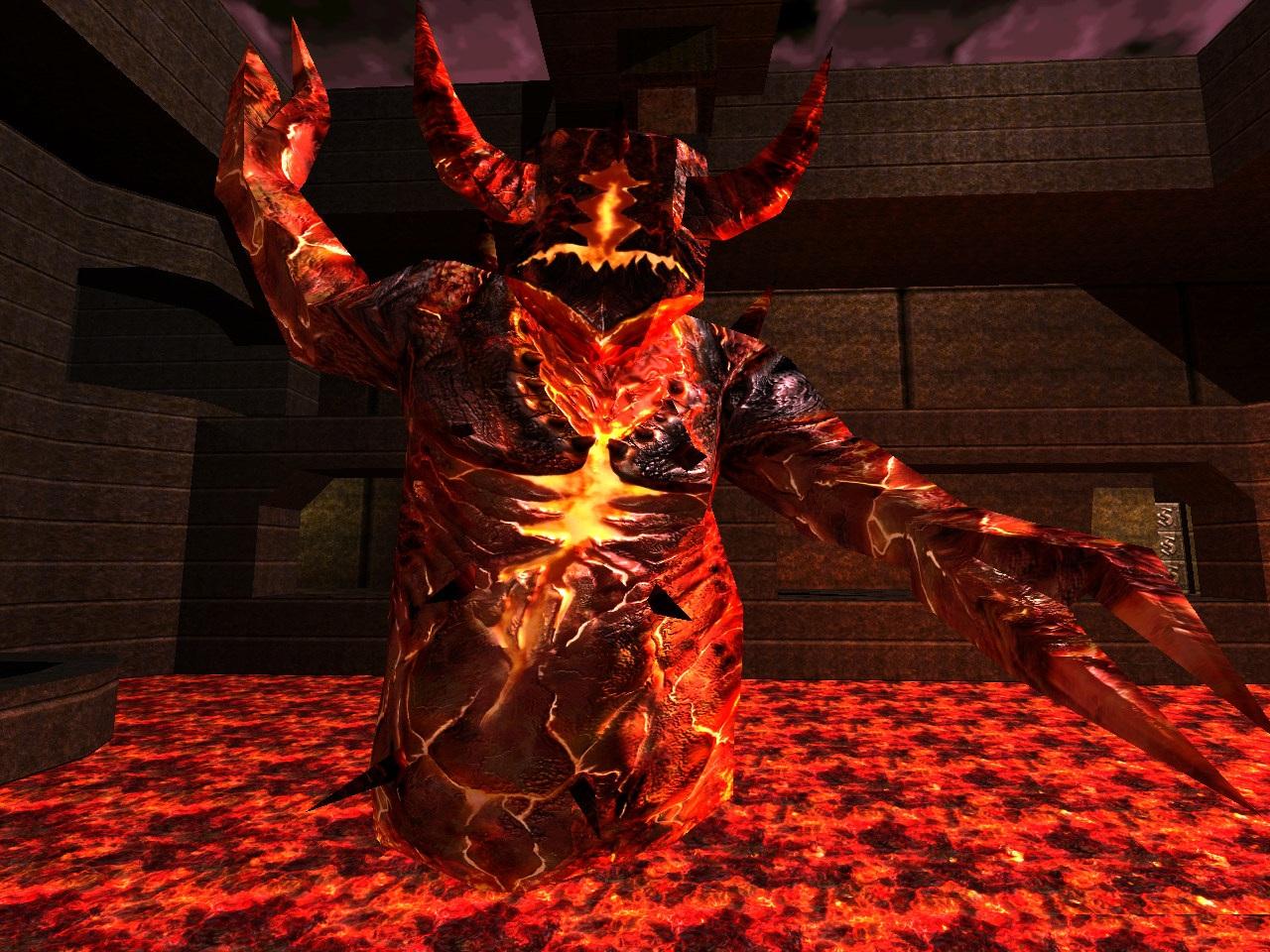Quake Chthon Il contenuto di questa paginaQuake Shambler Plush