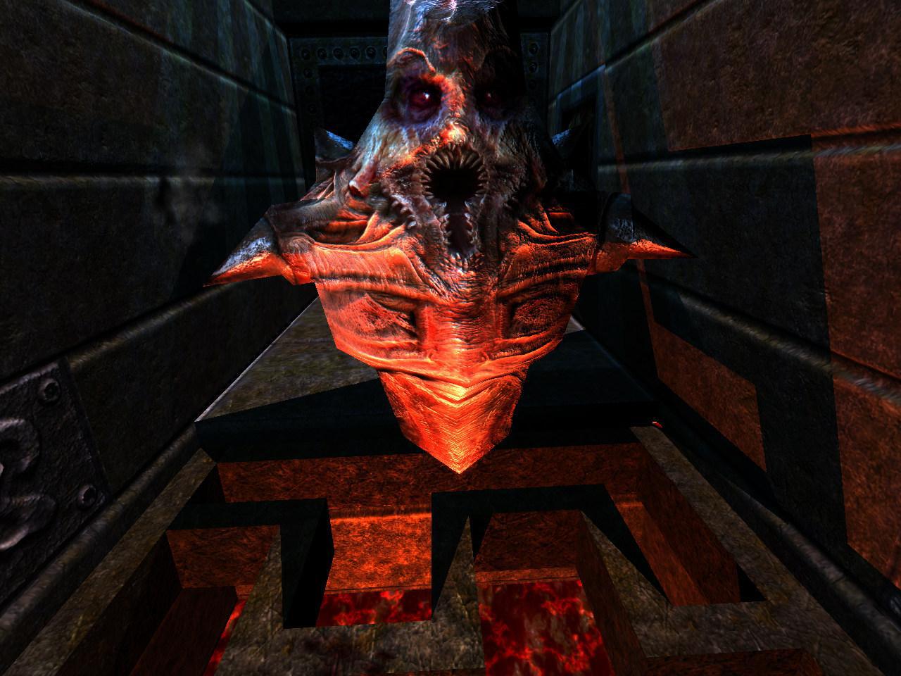 Quake Reforged - Bestiary - Quake - The Scrag